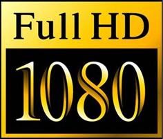 FULL HD 1920×1080